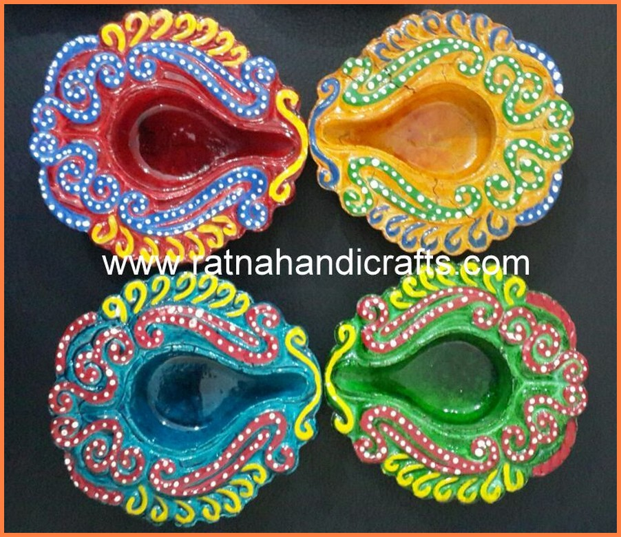 Decorative Fancy Diwali Diyas