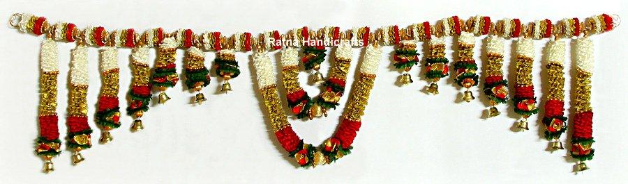 satin-ribbon-flower-door-toran-with-beads-and-golden-CC31_l  sc 1 st  Ratna Handicrafts & satin-ribbon-flower-door-toran-with-beads-and-golden-CC31_l ... pezcame.com