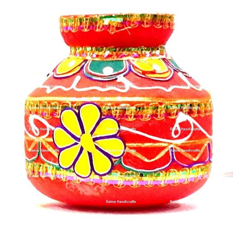 Decorated Fancy Kalash